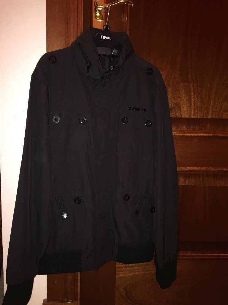 Mackenzie Black Boys Jacket