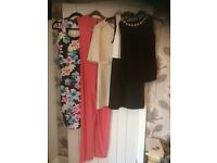 Dresses playsuit top as new size 10