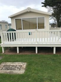6 berth Static Caravan on Charming Somerset Coast Location, Pitch Licence Expires end 2026