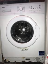 Washing machine working order
