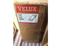 Velux EDP C04 roof tile slate flashing kit fitting boxed for skylight window