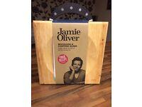 Jamie Oliver Mezzaluna & Chopping Board