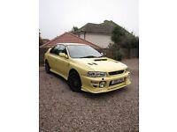 Sport Special Subaru Impreza