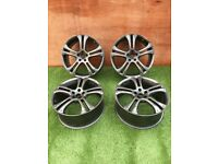 "19"" inch 1000 miglia alloy wheels 5X108 Ford, Jaguar , Made in italy"