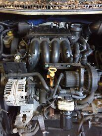Volkswagen Beetle 1.6 Petrol complete engine 2001