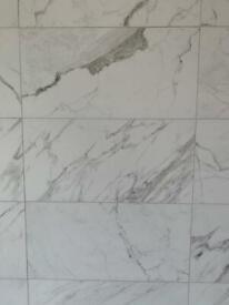 Mandarin Stone Piazza Bianco Matt Porcelain tiles 30x60cm 32 tiles (5.76sqm)