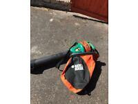 Black & Decker Blower/vacuum