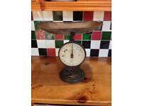 Salter 50T 20lb Rare Heavy Duty Vintage Trade Spring Scales