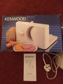 Kenwood Electric Food Slicer SL250