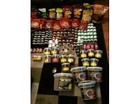 Fishing food boillies/bait/pellets