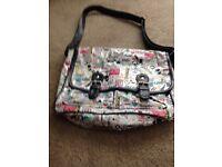 Claire's girls school bag