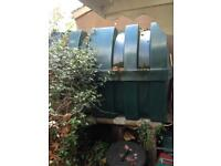 Oil tank approx 300litres