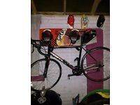 FOR SALE Carrera Zelos Unlimited men's Road Bike