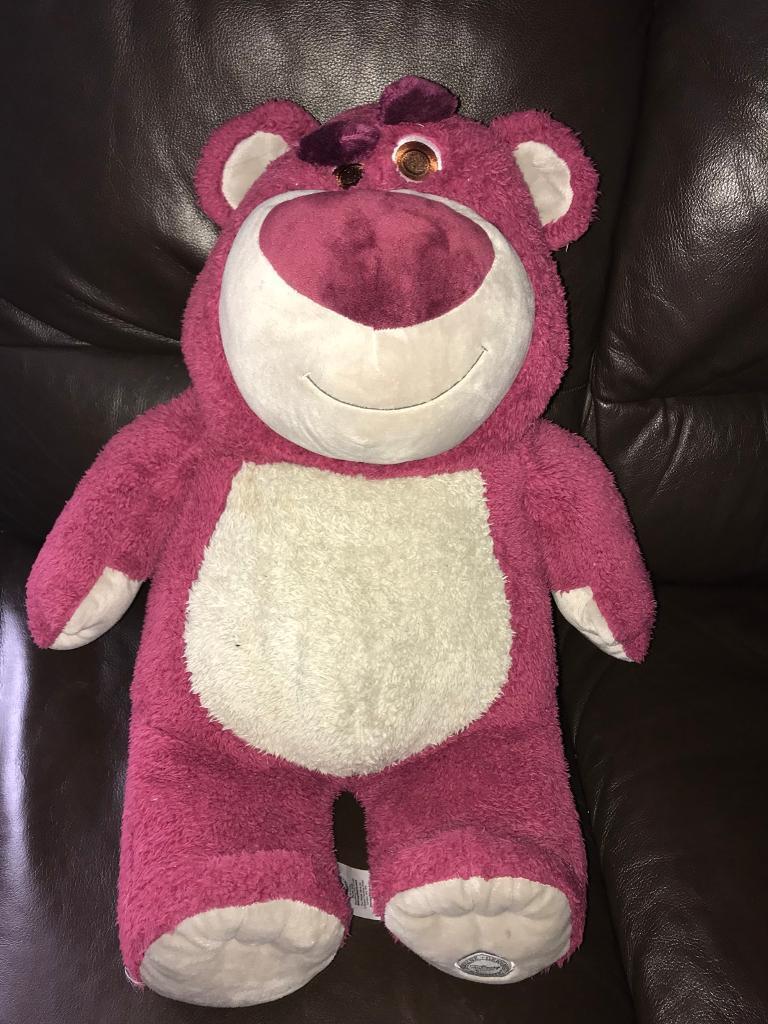 Lotso toy story bear/ teddy
