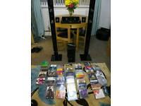 Samsung surround sound( DVDs and CDs)