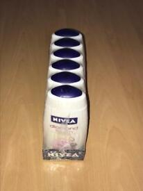 X6 Nivea Shower cream