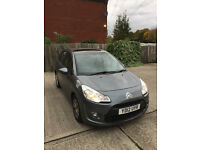 Citroen C3 VTR Plus 1.4 Petrol Manual 2012 Damaged Repairable Category D