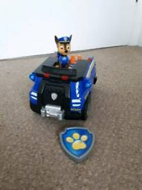 Paw Patrol transforming vechicle