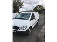 Mercedes Vito 6 seater with roof rack