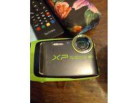 XP fujifilm digital camera waterproof