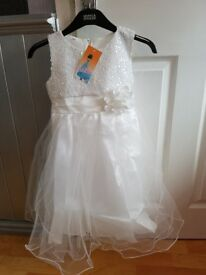 Bridesmaid dress or party dress age 9-10