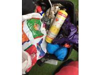 Bag of Plumbing tools