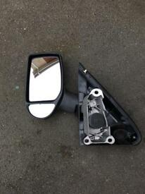 Ford Transit wing mirror passenger side NEW