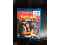 Pulp Fiction Blu-ray - brand new