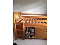 Cabin bed,children's bed