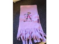 Girls - Bang on the Door - Groovy Chick Scarf (110cm Long)