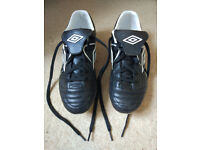 Umbro football boots (size 7)