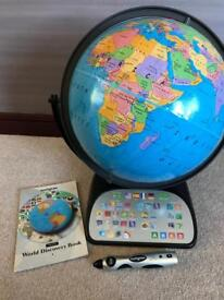 Electronic Intelliglobe