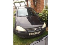 Corsa 1.4 SXI 2005 - spares and repairs