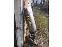 Gsxr 1000 exhaust k7/k8