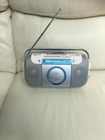 SONY RADIO WILL CD
