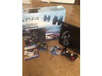 PS4 Darth Vader 1TB edition