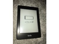 Kindle paper white 5th generation
