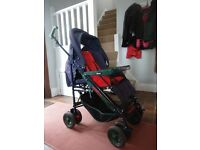 Chicco pushchair