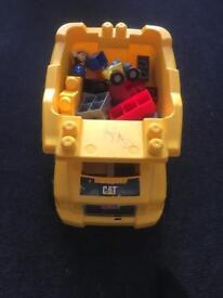 Mega blocks Lego, £5