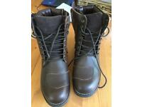 RST Roadster motorcycle boots
