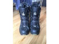 DC size UK 11 snowboard boots £50 ONO