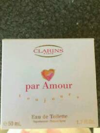 Clarins par amour 70ml