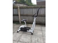 V fit cross trainer 8 speed LCD Dislay £99 ONO