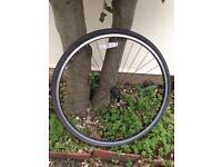 Wheel Front hybrid / city bike 700c