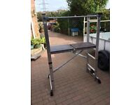 NEW Folding Platform Ladder