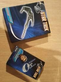 Star Trek bottle opener and corkscrew