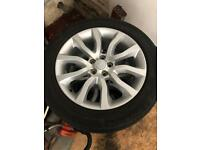 "Original Range Rover wheels 20"""