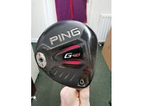 Ping G410 3 wood
