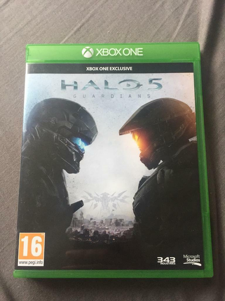 Halo 5 guardians | in Christchurch, Dorset | Gumtree