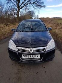 2008 vauxhall Astra diesel for sale